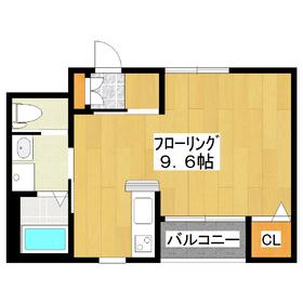 広々したお部屋に、設備充実なんです♪