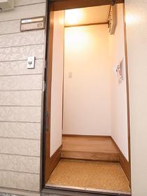 玄関入ってこんな感じ、イメージ沸きますか?