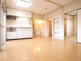 開放的なリビングは大型の家具も余裕です!