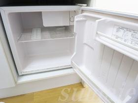☆キッチンにミニ冷蔵庫付きです☆