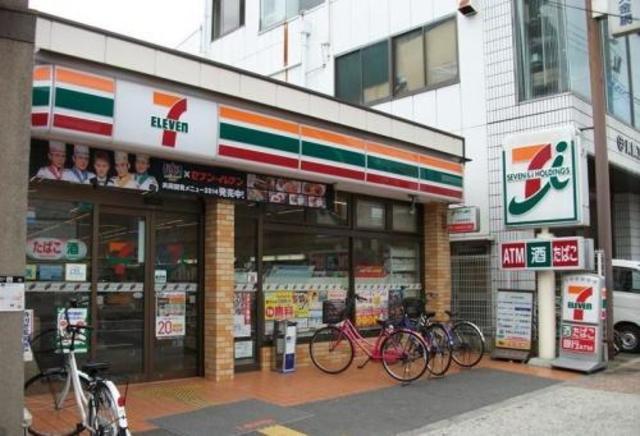 セブンイレブン大阪神路3丁目店
