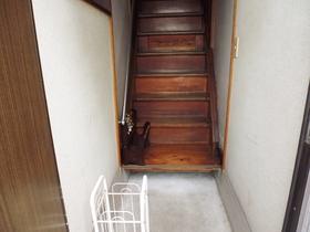 1階入り口部分です