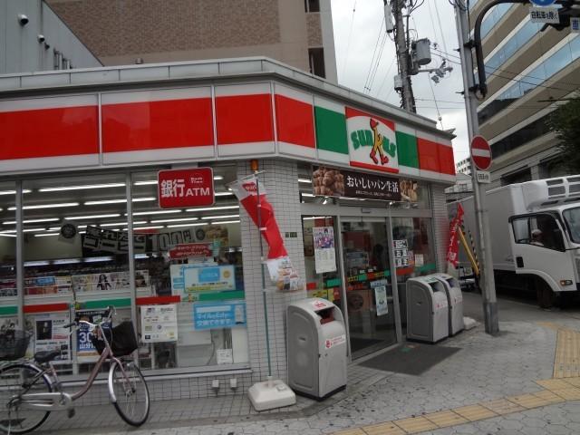 サンクス大阪東天満店