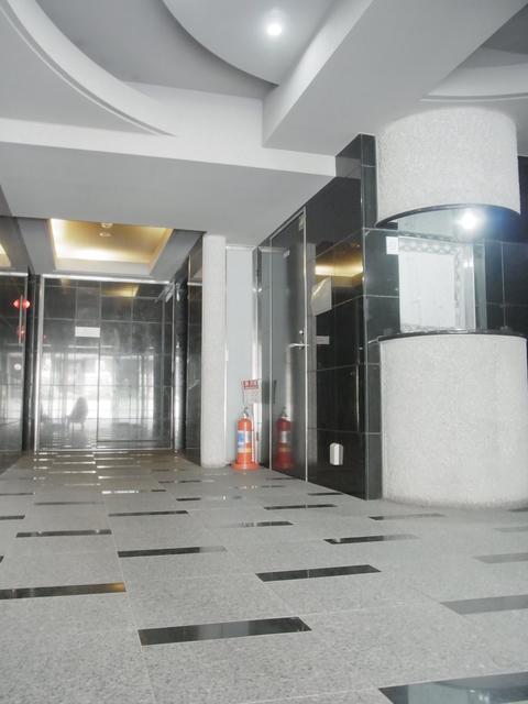 スカイコート三田慶大前壱番館エントランス