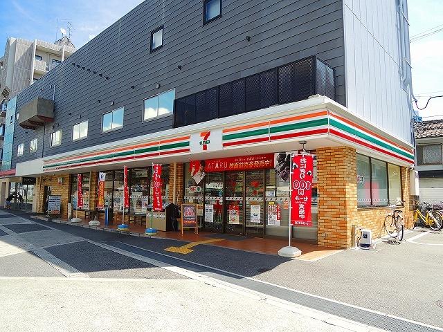 セブンイレブン大阪海老江