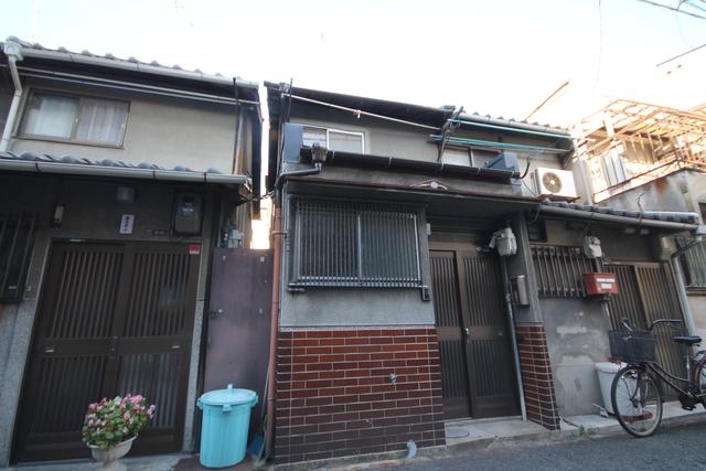 帝塚山四丁目テラスハウス