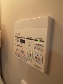 雨の日も安心な浴室乾燥機付き!