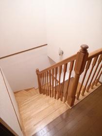 階段あるとお子様に喜ばれます