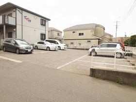 敷地隣も駐車場☆