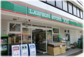 ローソンストア100横浜浜松町店
