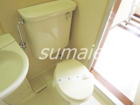 清潔感のあるトイレです☆