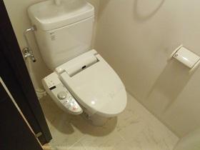 ウォシュレット機能付きのトイレです!