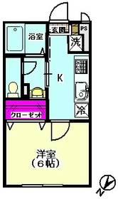 KYモナリエ代沢 201号室