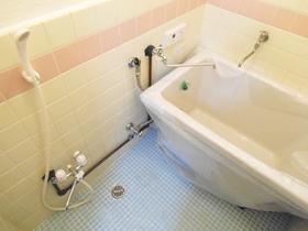 給湯設備の整った浴室です☆