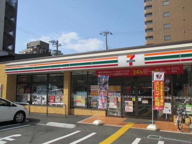 セブンイレブン大阪本庄西1丁目店