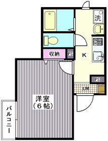 ブランシール武蔵小山 101号室