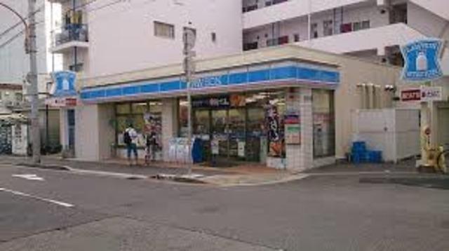 ローソン神戸脇浜町三丁目店