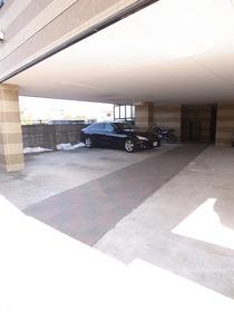 1階駐車場は空き要確認♪
