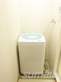 洗濯機置です☆