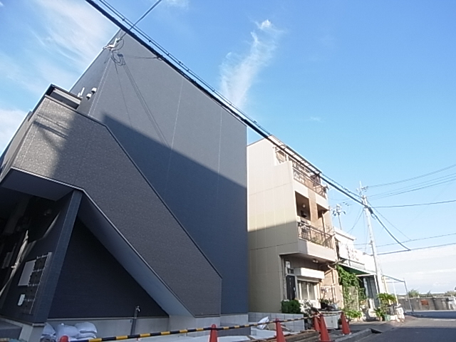 神戸市長田区野田町9丁目の賃貸アパート