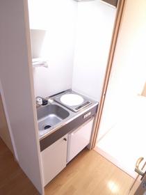 まずはこの広さのキッチンからスタートです!