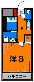 正方形のお部屋が使いやすい!