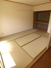 和室はホッとしますね。