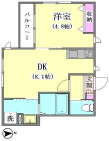 仮)仲六郷1丁目メゾン 205号室