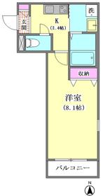 ボヌール 303号室