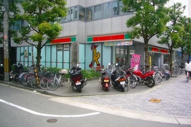 サンクス淀川新北野店