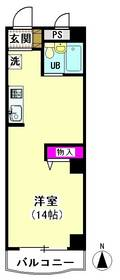 メゾンウィステリア 402号室
