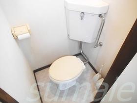 トイレです☆