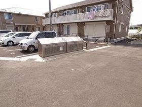 ☆ゴミ置場も敷地内に完備☆