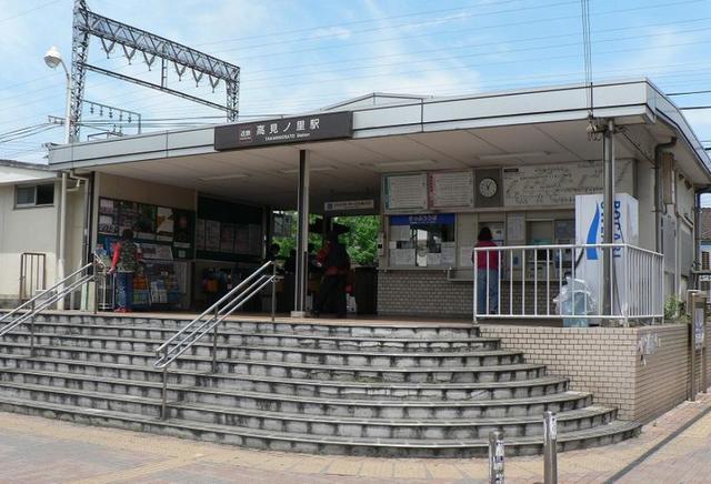 高見ノ里駅(近鉄 南大阪線)