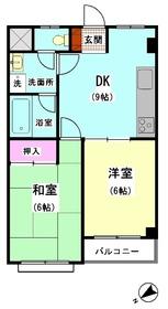 ドミール鹿島 3-C号室