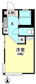 ビーフラット 105号室