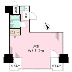 シティコープ西五反田 806号室