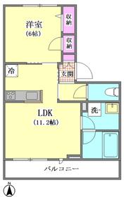 仮称)大田区新蒲田3丁目シャーメゾン 302号室