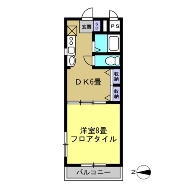 DK6 洋8