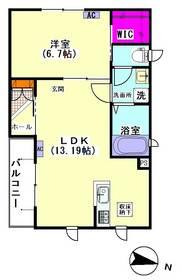 ハウス リヴィエール 102号室