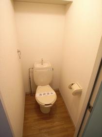 トイレは綺麗に清掃済みです♪