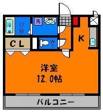 広々12帖のお部屋☆設備も充実ですよ!