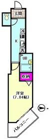ベルヒルズ 407号室