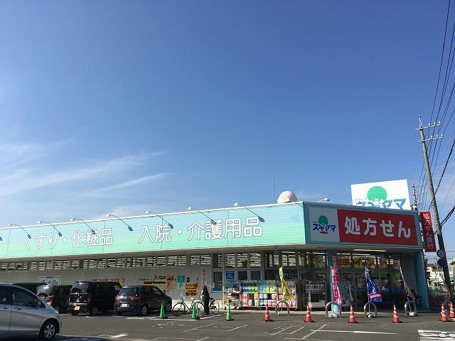 ドラッグスギヤマ久保田店