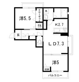 アパート/高知県南国市小籠 Image