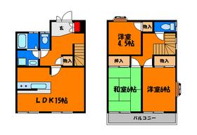 戸建感覚で使える3LDK