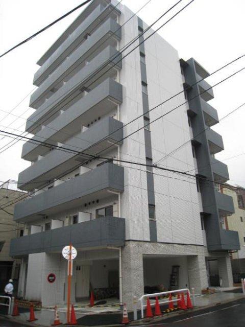 スカイコート板橋弐番館外観