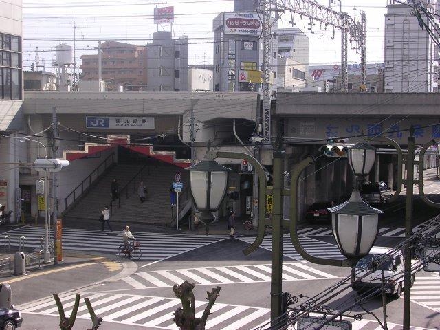 西九条駅(JR 大阪環状線)