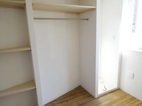 収納スペース。