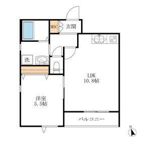 La Solido 301号室